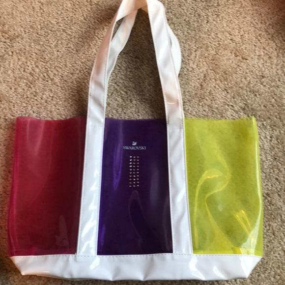 9c365465e0 Swarovski Bags   New Color Block Bag Ss18   Poshmark